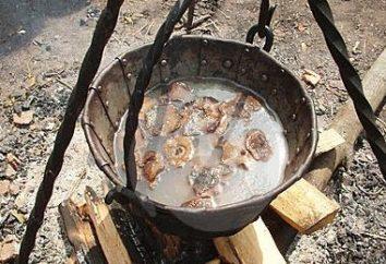 Comment faire cuire shulyum: recette avec l'orge
