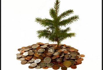 Haufen Geld kann ein großes Geschenk sein