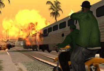 """Cómo establecer la manera de """"GTA: San Andreas"""" rápida y eficiente?"""