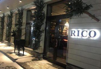 Restaurant « Rico » – un paradis pour les amateurs de fruits de mer