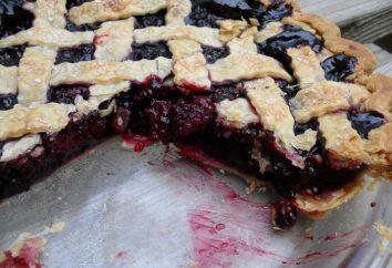 "Pie ""panier Berry"": recette"