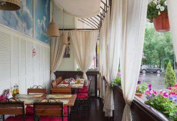 Da Pino, ristorante (Moscow). Indirizzi, menu, recensioni