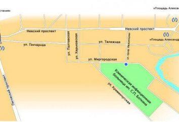 Botkin Hospital, San Pietroburgo: indirizzo, numero di telefono, il layout del telaio, foto, recensioni