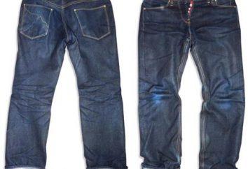 Jak wybrać dżinsy, nie przeliczyć