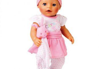 """""""Live"""" lalka: jak zrobić owsiankę dla niemowląt Bon. Jak dbać o zabawki"""