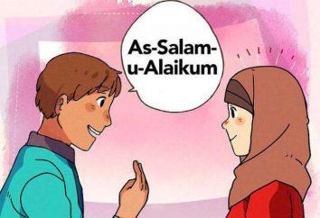 """Como responder a """"alaikum salaam!""""?"""
