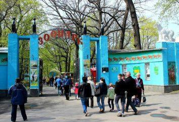 Zoo w Charkowie: zdjęcie, opis, adres, tryb pracy