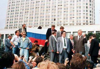 Pucz z 1991: przyczyny i konsekwencje