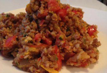 Trigo sarraceno con el calabacín: la preparación de un plato sabroso y saludable