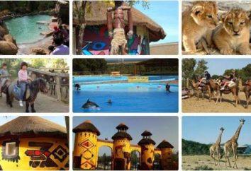 "Zoo ""Frygii"" (Tunezja, Hammamet): opis, cechy i opinie klientów"