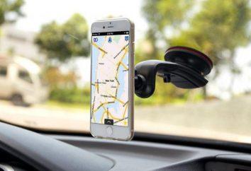 Porte-téléphone magnétique dans la voiture: avis. Avtoderzhateli pour les smartphones