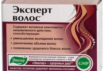 complexe vitamine « Evalar » ( « Pour la peau, des cheveux et des ongles »): avis, composition et mode d'emploi