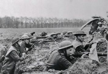La première bataille de la Première Guerre mondiale: les résultats