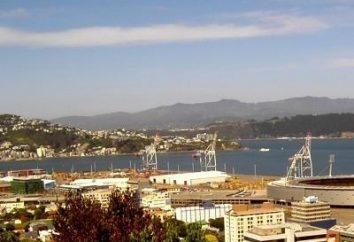Najbardziej na południe świata – stolica Nowej Zelandii (Wellington)