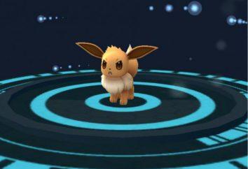 Eevee (pokemon): descrição e evolução