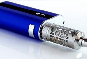 Cigarro eletrônico Eleaf istick 50W: revisão, comentários