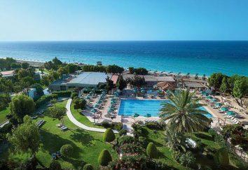 Familia Mundial de Aqua Beach 4 * – el mejor hotel para familias