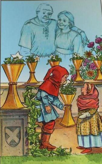 fünf kelche tarot bedeutung