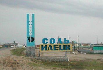 regione di Orenburg, trattamento Salt Lake e recensioni