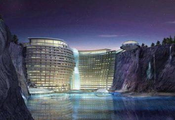 hotel submarino en China – un increíble placer