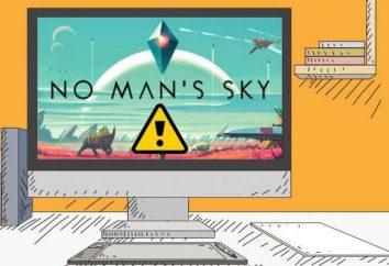 Il gioco è Sky di nessuno – come migliorare FPS e rimuovere i log?