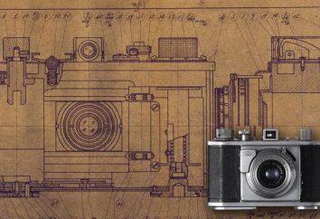 Câmeras velhas – uma breve história