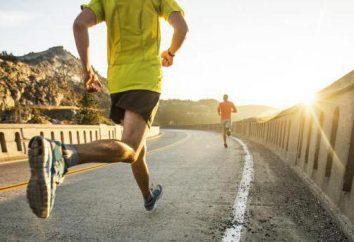 Comment améliorer le programme de formation d'endurance, course de longue distance
