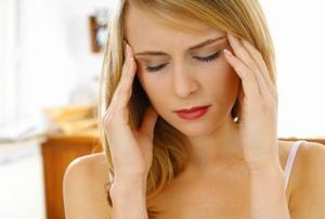 Das Hauptsymptom des intrakraniellen Drucks