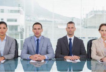 O que perguntar durante a entrevista com o empregador? O que perguntar durante a entrevista o requerente tem?