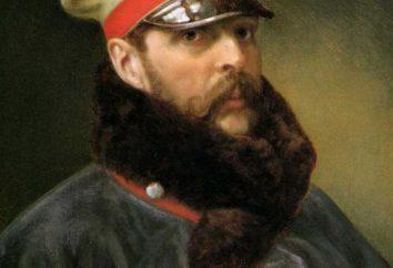 Lo que era Alexander 2? la personalidad del emperador. Biografía, durante el reinado