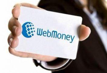 """Como reabastecer """"WebMoney"""" através do terminal: instrução"""