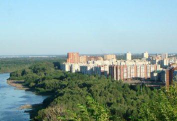 Największe miasta Baszkortostanu