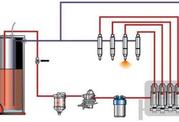 Defekte Kraftstoffsystem des Dieselmotors: eine Überprüfung der möglichen Ursachen und Lösungen für Probleme