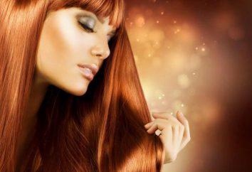 Collagen Haarpackung: Das Verfahren für Bewertungen