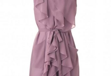 robe lilas sur le sol est très élégant