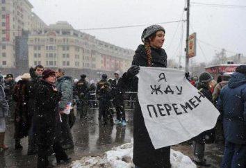 Il sistema politico della Russia 19-21 secoli. Politici importanti della Russia