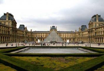 Unikalne Louvre, którego obrazy są dziedzictwo kulturowe ludzkości