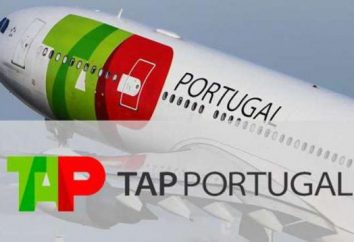 "TAP Portugal (""Portuguese Airlines""): revisiones, representaciones en Moscow."