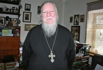 lider kościoła archiprezbiter Dmitry Smirnov