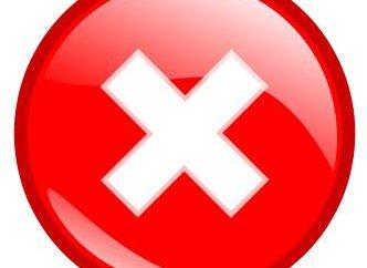 Error de SSL. Cómo reparar el error SSL?