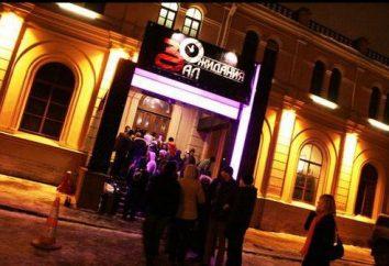 """Club """"Sala d'attesa"""" (San Pietroburgo) e le sue caratteristiche"""