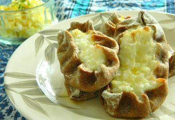 tartes karélien délicieux: recette de pomme de terre froissé