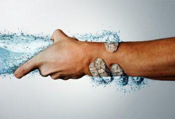 bilans wodny soli w organizmie: opis, naruszenie, rehabilitacji i Zalecenia