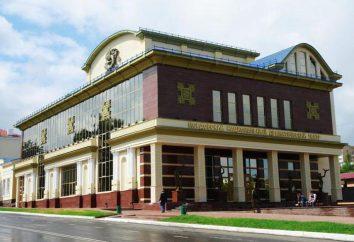 Mordovian State Teatr Narodowy Teatr: historia, repertuar, trupy