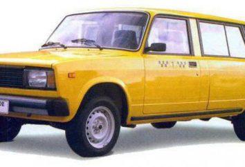 VAZ-21045: specyfikacje, zdjęcia