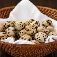 Uova di quaglia: Vantaggi