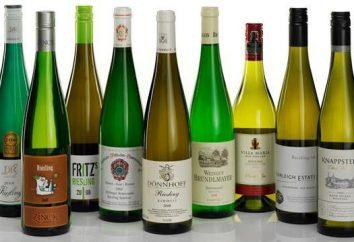 Najbardziej popularne białe wino. Riesling: historia, funkcje, cena