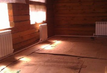 « Leningradka » – système, dans lequel le chauffage est construit sur un principe unique circuit