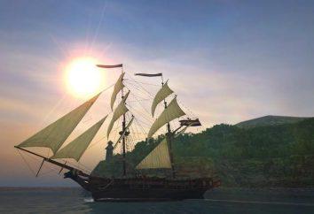 capitale azteca e avvolto nel mistero nella Città delle navi abbandonate Corsari Adventures
