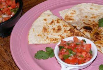 Quesadilla – tradycyjne danie meksykańskie